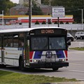 Dumb Criminal Punches Cop on Bus in Overland, Gets Arrested Obviously