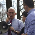 Mike Pence Is Coming to St. Louis, and the Protesters Are Ready