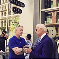 Joe Biden Was Everywhere in St. Louis Yesterday, and It Was Everything