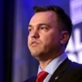 Pro-Gun Missouri Senate Candidate Suspended From Twitter for Gulag 'Joke'