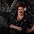 How Chloe Yates Became the Pin-Up Chef