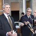 When Bob McCulloch Addressed Oregon Prosecutors, a Bunch Walked Out