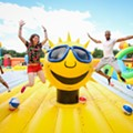 World's Biggest Bounce House Is Coming to St. Louis — With Adult-Only Sessions