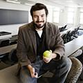 Webb gems: Saint Louis University professor Joe Webb's online alter ego is a big hit on campus