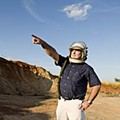 Earl Mullins has liftoff. Years in the making, his space museum in Bonne Terre has taken flight.