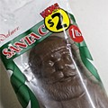 Palmer Santa Claus Solid Milk Chocolate Flavored