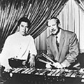 Gary Burton and Makoto Ozone