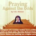 PRAYING AGAINST THE ODDS