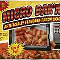 Micro Bakn! Artificially Flavored Bacon Strips