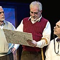 Double Pleasures: Two theatrical treats beckon at Fontbonne's <i>Waiting in the Wings</i> and <i>Heroes</i>