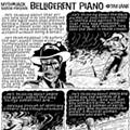 Belligerent Piano: Episode Twenty Three