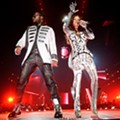 Black Eyed Peas unfurl an electro-pop spectacle of epic proportions
