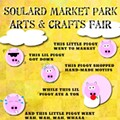 Soulard Market Park Arts and Craft Fair
