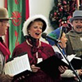 Not Your Garden-Variety Caroling