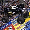 Faster Than Batman: The Horse