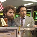 Galifianakis steals another Todd Phillips buddy comedy in <i>Due Date</i>