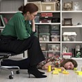 Mother and child reunion in Lena Dunham's <i>Tiny Furniture</i>