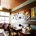 The Mud House in Benton Park is a coffee shop that serves killer food