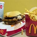 <p>McRib Value Meal</p>