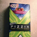 Fizzix Fizzy Yogurt Snack