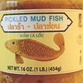 Pantainorasingh Pickled Mud Fish