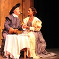 Leave It to Beezer: St. Louis Shakespeare nose its <i>Cyrano</i>