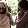 Long-haired dreamer has predictably profound effect on his siblings in <i>Our Idiot Brother</i>