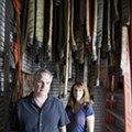 Let's Role! A local couple resolves to produce Anne Nelson's 9/11 drama <i>The Guys</i>