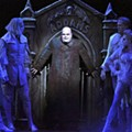 <i>The Addams Family</i> musical is creepy, kooky and, yes, altogether ooky