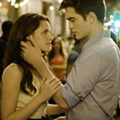 Bella and Edward lock it down in <i>Breaking Dawn Part 1</i>