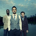 The Vijay Iyer Trio combines math, diplomacy and dancing