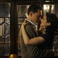Lovers try to stay above water in <i>The Deep Blue Sea</i>