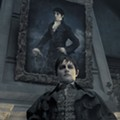 Johnny Depp plays a vampire family-man in Tim Burton's <i>Dark Shadows</i>