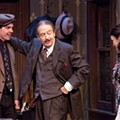 Shtick or Schlock: James Sherman's farcical tribute to Yiddish theater has everything but the laughs