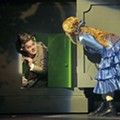 Don't Come Around Here No More: With Alice in Wonderland, Opera Theatre goes out on a limb and falls off