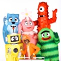 <i>Yo Gabba Gabba!</i>'s co-creator talks about the show's success (and hometown boy DJ Lance Rock)