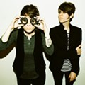 Tegan and Sara find that <i>Sainthood</i> suits them quite well, thank you very much