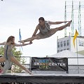 Moves and Grooves: Art stands up, fills the streets and joins the circus