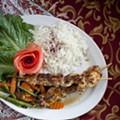 Layla Lebanese Restaurant's <i>makdous</i> inspires an eggplant epiphany: The apotheosis of aubergine!