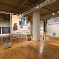 In the Galleries - Nowhere Backwards CLOSES November 17 at Des Lee