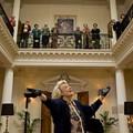<i>Quartet</i>: A decorous gathering of dames and other knighted U.K. doyens