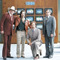 Nice Ass: The Anchorman saga's secret? Will Ferrell's generosity.