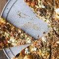 Blind Tiger serves great pizza in a space with a split personality