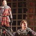 Henry IV: The first of Shakespeare Festival's 2014 productions moves along merrily in Forest Park