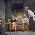 The Homecoming: Tale of loathsome, male clan continues to mesmerize in St. Louis Actors' Studio production