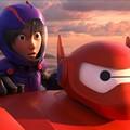 System Upgrade: For better or worse, <i>Big Hero 6</i> updates Disney's cartoon kids' flicks