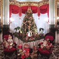 Campbell House Victorian Christmas