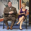 """The Rep's """"Two Guvnors"""" Offers a Smorgasbord of Bawdy Laughs"""