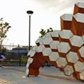 Video: <i>Hive</i>, the Latest Piece of Metro Link Art, is Dedicated at Delmar Stop