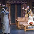Blithe Spirit: St. Louis Actors' Studio Convincingly Channels Afterlife Comedy